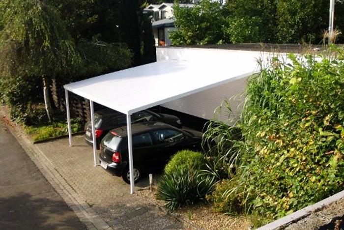 garagentore rolltorsysteme carport rolloscout. Black Bedroom Furniture Sets. Home Design Ideas