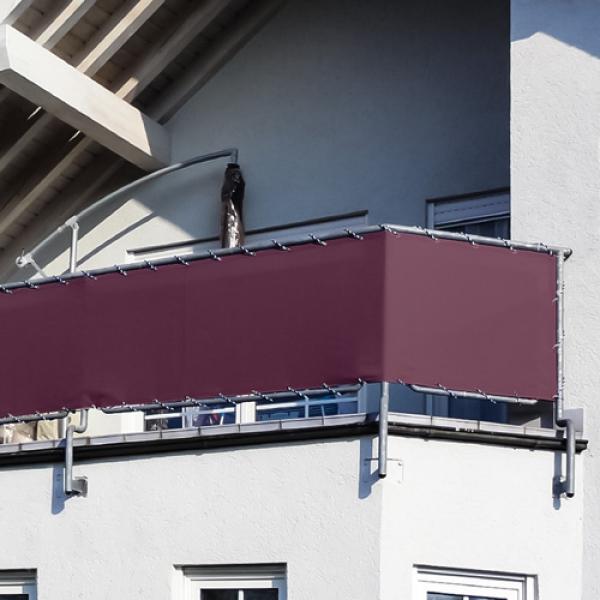 wks balkonbespannung aus dem onlineshop von rolloscout, Hause und Garten