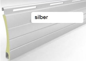 rolladen farbe silber RAL 9006